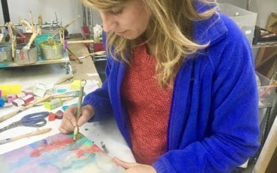 Art Therapy: Kinesthetic Healing Through Creation